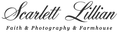 SCARLETT LILLIAN - Jacksonville Wedding, Family, & Senior Photographer